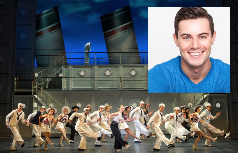 TONY NEIDENBACH - Anything Goes National Tour