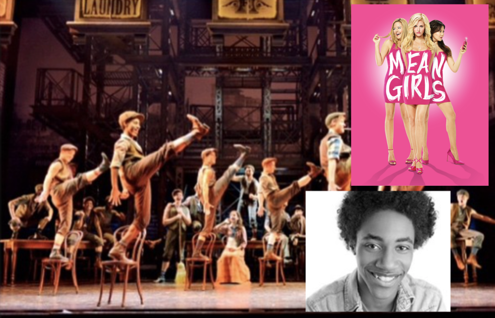 DEMARIUS R COPES - Mean Girls, Newsies National Tour