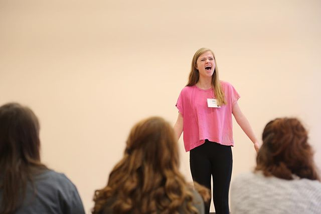 Only one week left to send in an online audition for early consideration! Visit our website and click on audition for more information. You're not going to want to miss coming to the Open Jar Institute in Summer 2019.