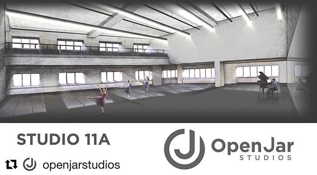 We can't contain our excitement. OPEN JAR STUDIOS is set to open 2019. This will be the new home for the Open Jar Institute and for many current and future Broadway productions to create and rehearse.