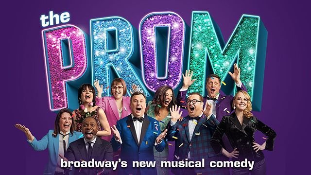 We're going to THE PROM on Broadway this summer! All intensives will see the hit new musical and have the opportunity to work with Open Jar Alum and current dance captain @jackjsippel. #openjarinstitute #broadwaydebut #buildaprom