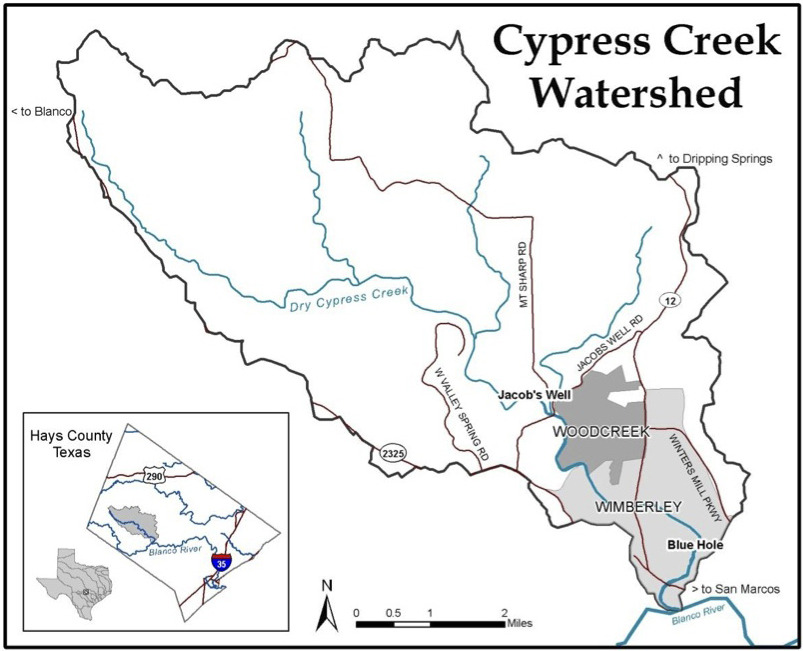 Cypress Creek Watershed