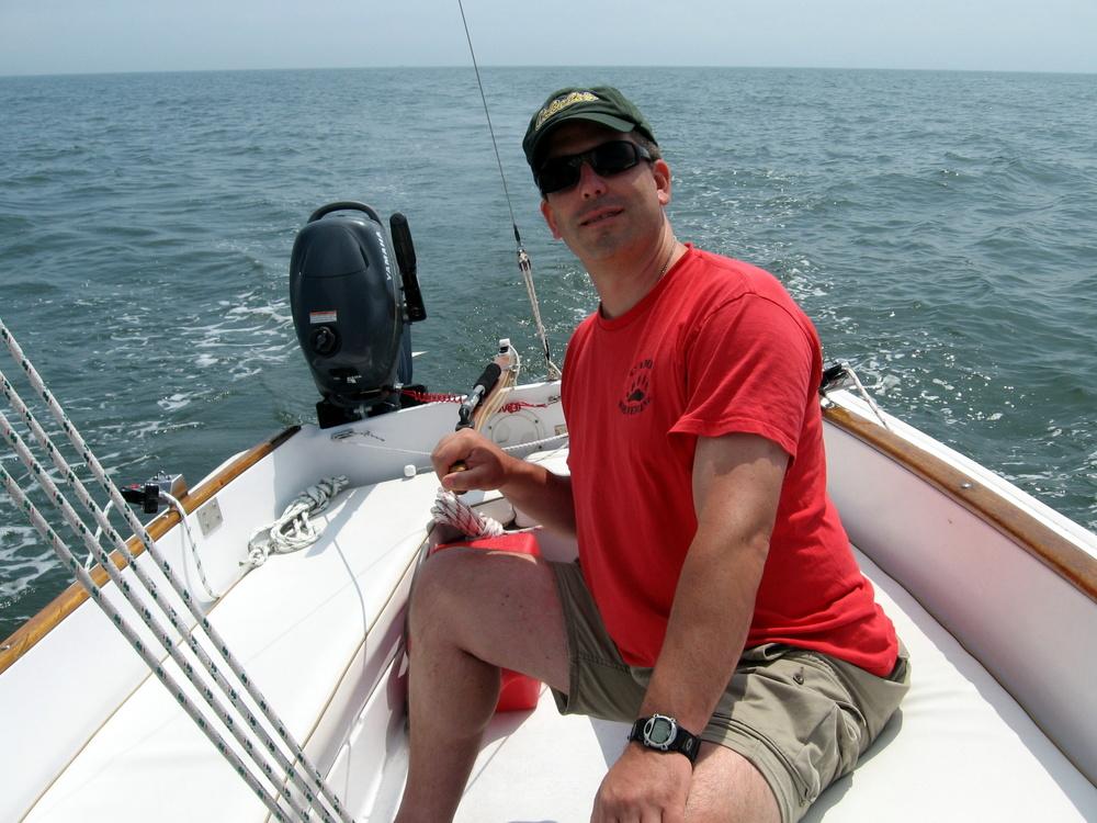 Jay Sullivan #1732 BUCCANEER Niantic River