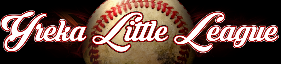 Yreka Little League Logo