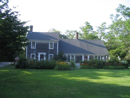 Hopkin's House