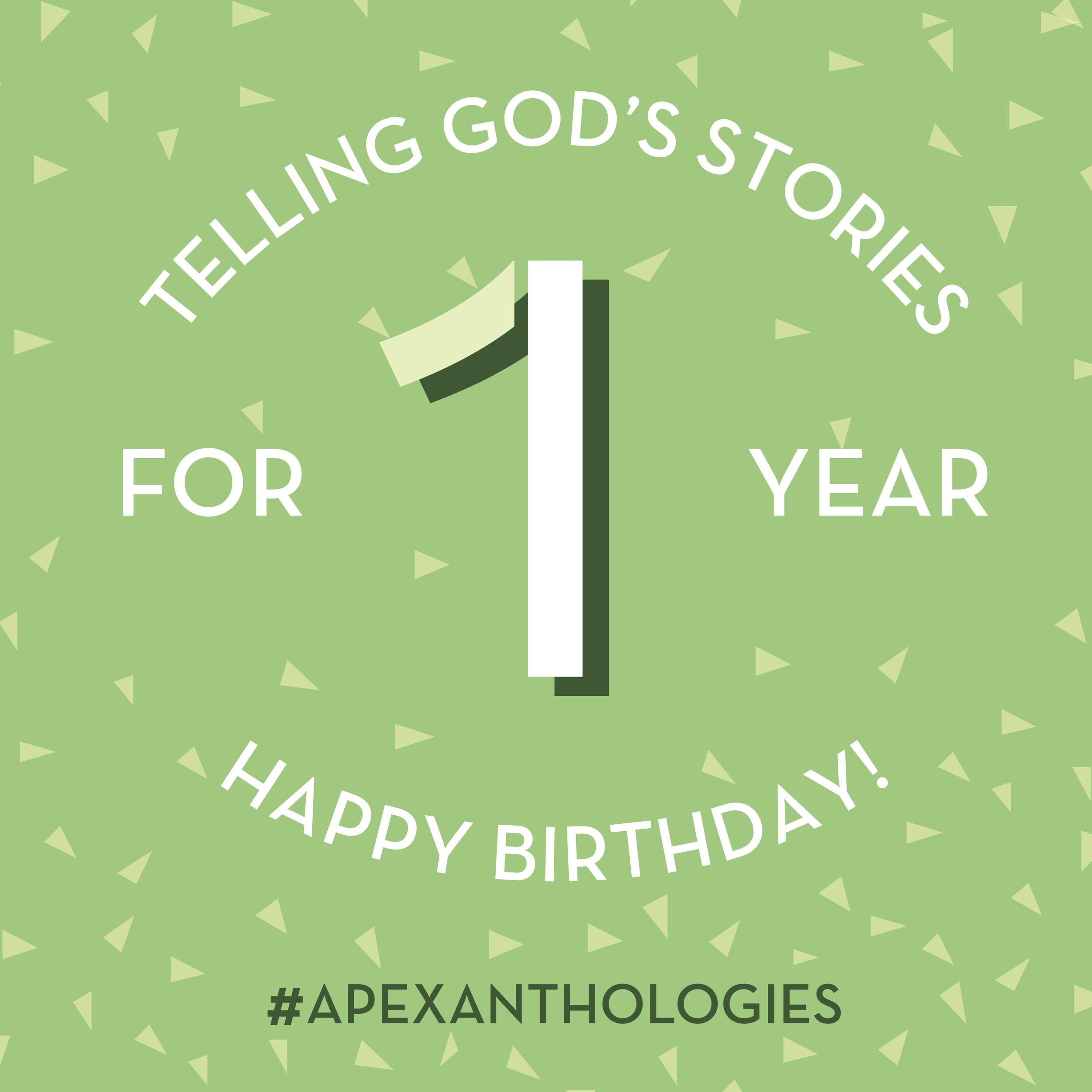 apex anthologies