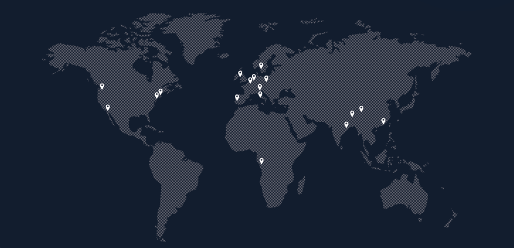 Gowerlabs systems are in use at institutions across four continents