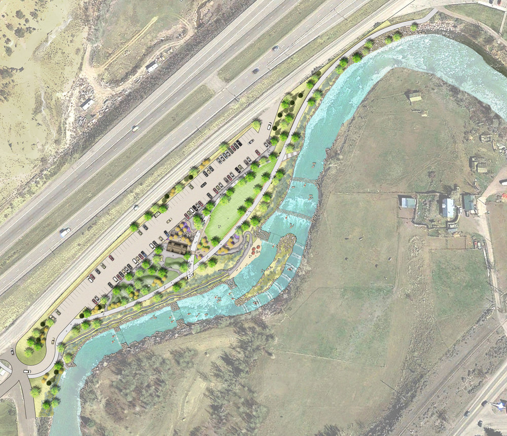 "<img src=""studioINSITE_Eagle_River_Park_I-70_Perspective"" alt=""Master Plan, River Corridor, Pedestrian Bridge, Whitewater park, Trail System, Conservation, Mountain Community, Eagle Colorado, Town of Eagle, Eagle River Park, I-70 Corridor, "" title=""Eagle River Corridor Master Plan""/>"