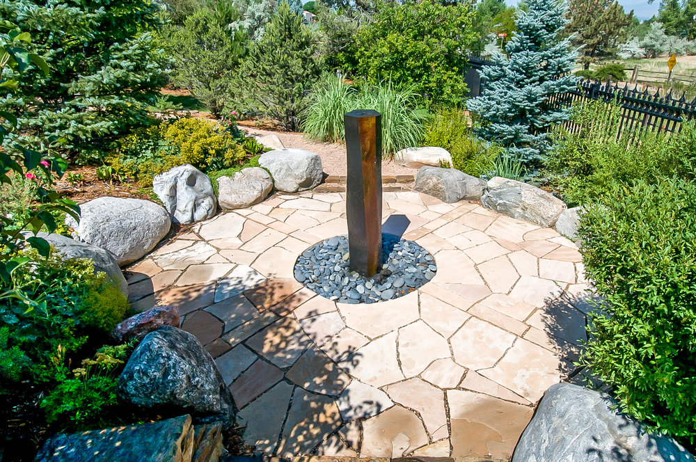 "<img src="" studioINSITE_Cherry_Hills_Residence_Water Feature "" alt=""Private Residence, Landscape Architecture, Landscape Design, Residential Landscape, Residential Design  "" title=""Private Residence Landscape Design  ""/>"