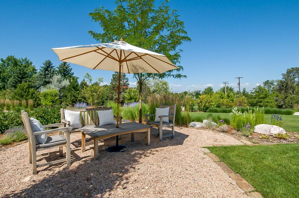 "<img src="" studioINSITE_Cherry_Hills_Residence_Outdoor Furnishings ""alt=""Private Residence, Landscape Architecture, Landscape Design, Residential Landscape, Residential Design  "" title=""Private Residence Landscape Design  ""/>"