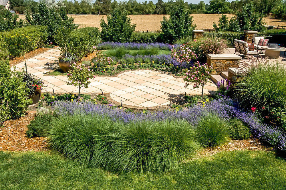 """<img src="""" studioINSITE_Cherry_Hills_Residence_Planting_Flagstone"""" alt=""""Private Residence, Landscape Architecture, Landscape Design, Residential Landscape, Residential Design  """" title=""""Private Residence Landscape Design  """"/>"""