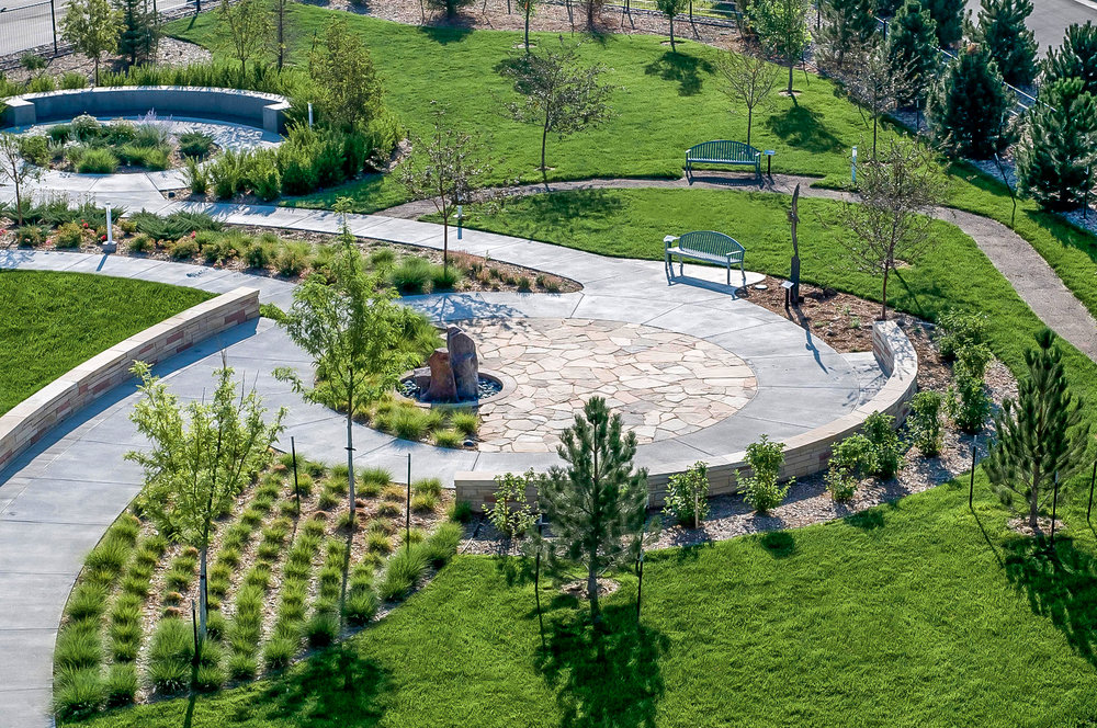 "<img src="" studioINSITE_Platte_Valley_Medical_Center_healing_garden "" alt=""Healing Garden, Medical Campus, Master Plan, Landscape Architecture, Brighton Colorado, Therapeutic Gardens  "" title=""Platte Valley Medical Center""/>"