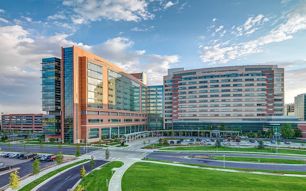 <f>Markets</f><f>Education+Health</f><f>Services</f><f>LandscapeArchitecture</f><t>UC Hospital</t><m>Aurora, CO</m>