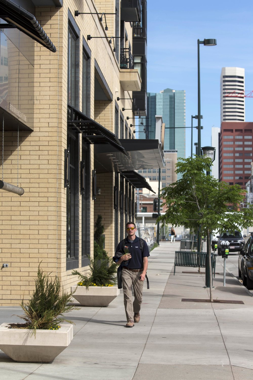 "<img src="" studioINSITE_Elan_Union_Station_Streetscape.jpg "" alt=""Urban Living, Multifamily, Mixed Use, Urban grocer, Streetscape, Courtyard, Amenity Deck, Fireplace, Grill area, shade structure, Cabanas, Fireplace, Boccee Court, Outdoor Bar, landscape Architecture, Urban Design, Denver, Colorado, Elan Union Station, Denver Union Station, Luxury Living, Luxury Apartments, Luxury Developments  "" title=""Elan Union Station""/>"
