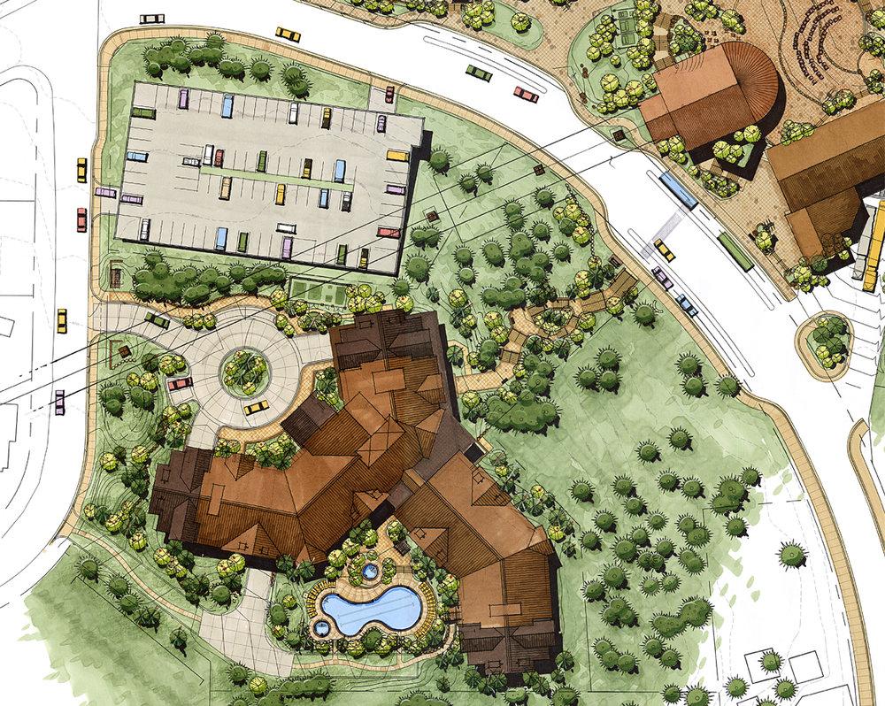 "<img src="" studioINSITE_Westin_Mammoth_Gondola_Base ""alt=""  Mountain resort, hotel, pool amenity area, gondola, landscape architecture    "" title=""Westin Monache""/>"