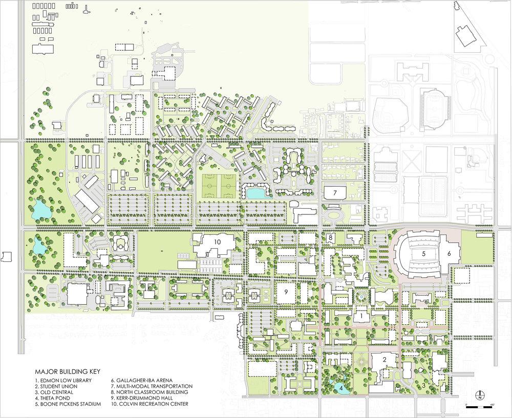 Oklahoma State University MP - studioINSITE