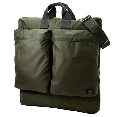 6361d3925 PORTER FORCE 2WAY HELMET BAG — Porter-Yoshida & Co B to B selection