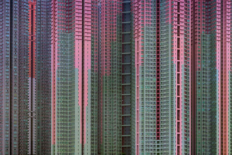 Michael Wolf - Architecture of density