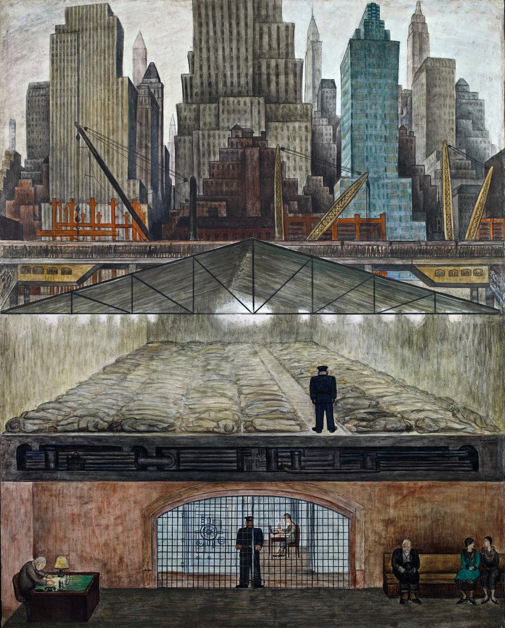 Frozen Assets - Diego Rivera