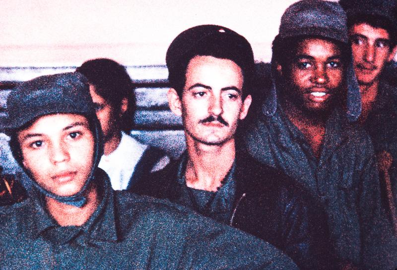 Castro's young rebels, Matanzas, Cuba, 1959