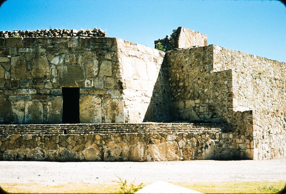 Ruins #2, Mexico, 1957
