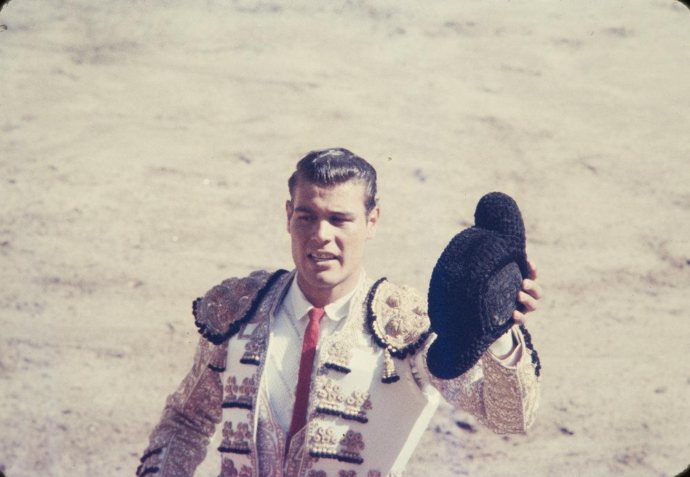 Proud Matador, Mexico, 1957