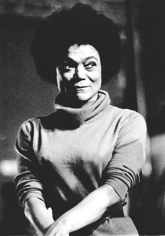 Eartha Kitt, Timbuktu rehearsal, 1977