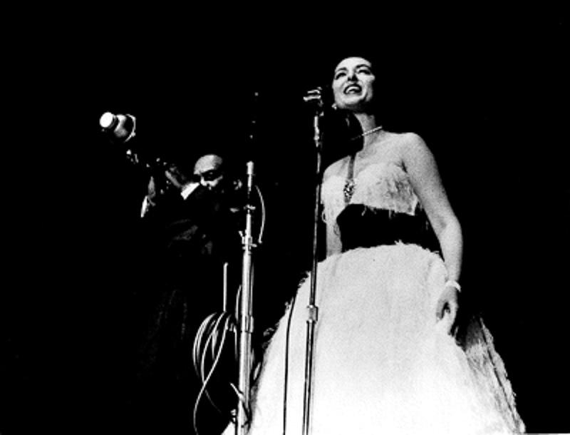 Anita O'Day performing