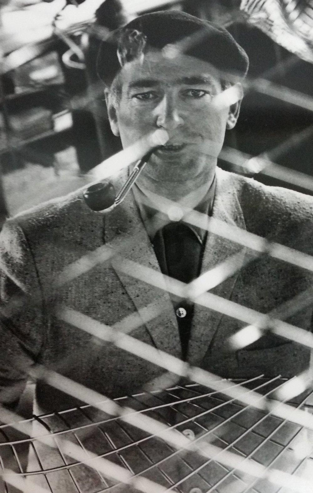 Harry Bertoia, New York City, 1954