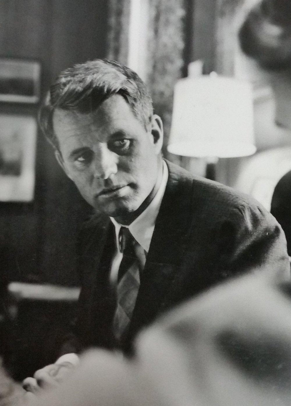 Robert F. Kennedy, US Attorney General, Washington, DC, 1963