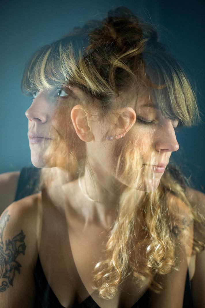 Des Ark for She Shreds Magazine. Chapel Hill, N.C.