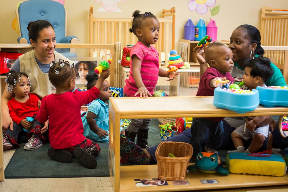 Durham's Partnership for Children:A head start for Durham's most vulnerable children - 2016