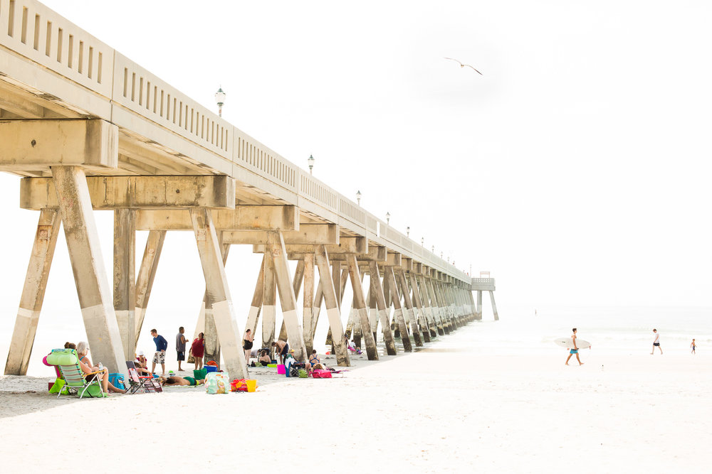 Johnny Mercer Pier Wrightsville Beach Wilmington