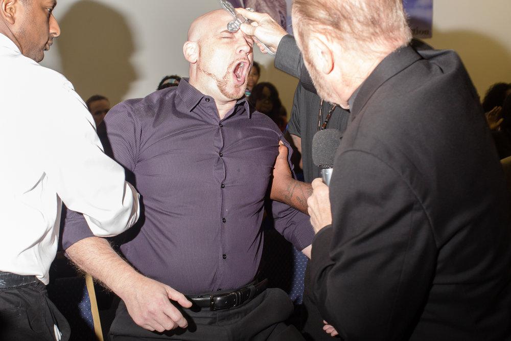 bob larson exorcism