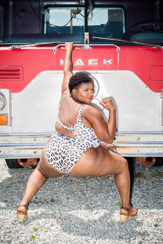 Jessamyn Stanley Body Positive Yoga