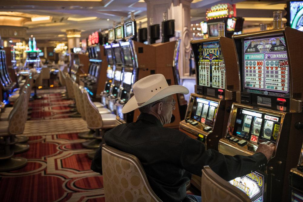Venetian Casino, Las Vegas.