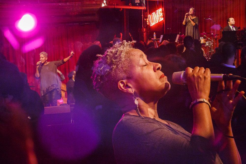 Jazz Musician René Marie Durham Duke Performances