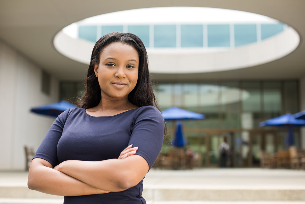 Authentic business school portraits in durham