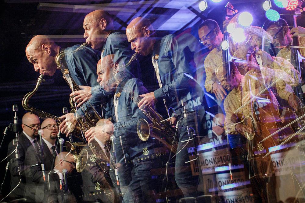 Joshua Redman Jazz Saxophonist Thelonious Monk