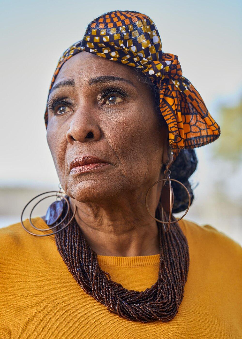 Portrait of black women working at Duke