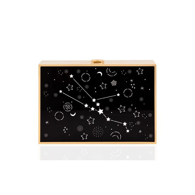 TAURUS month has started | get your #LightUp clutch with bespoke #starconstellation