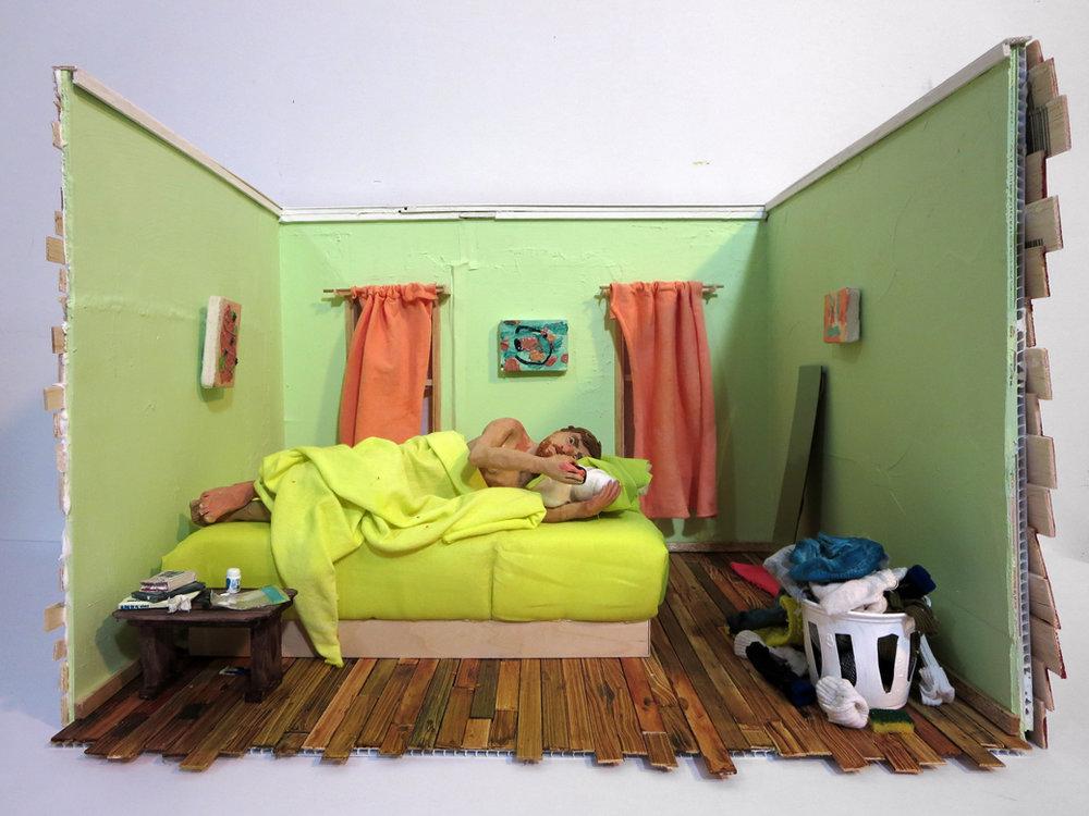 Model (Bedroom)