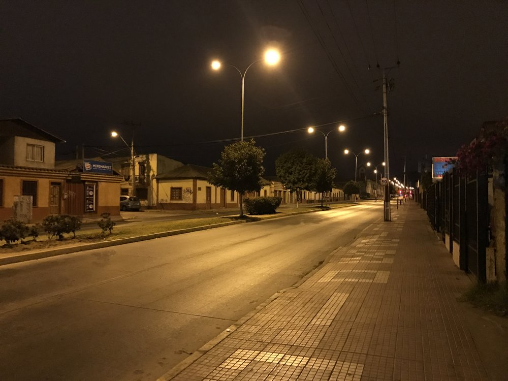 An ungodly hour at La Serena