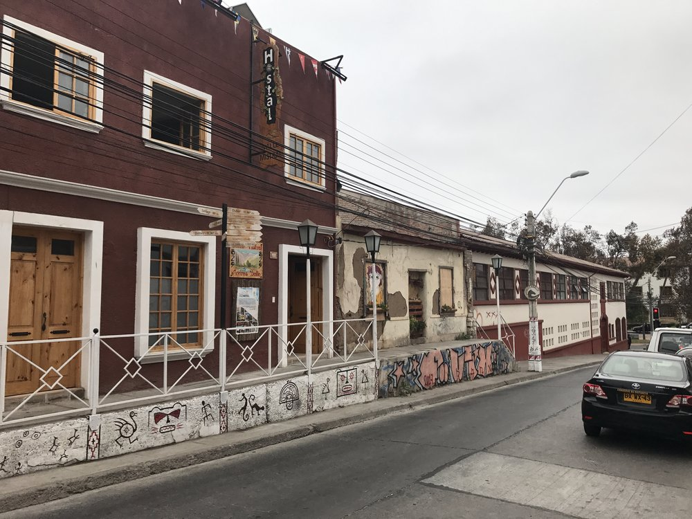 La Serena streets