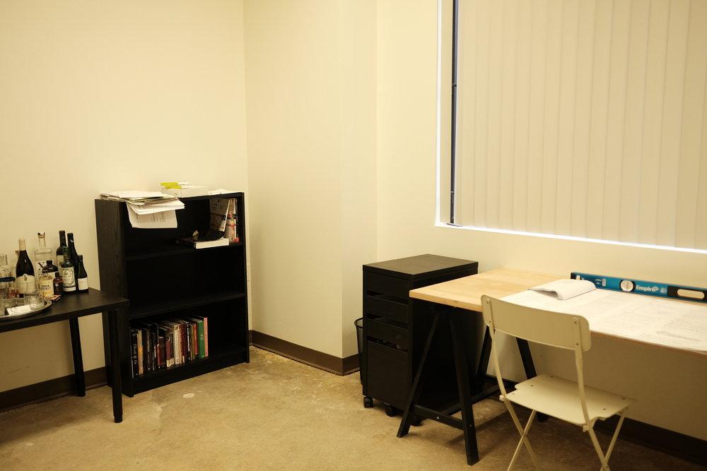 Brian's Desk, Stage 2