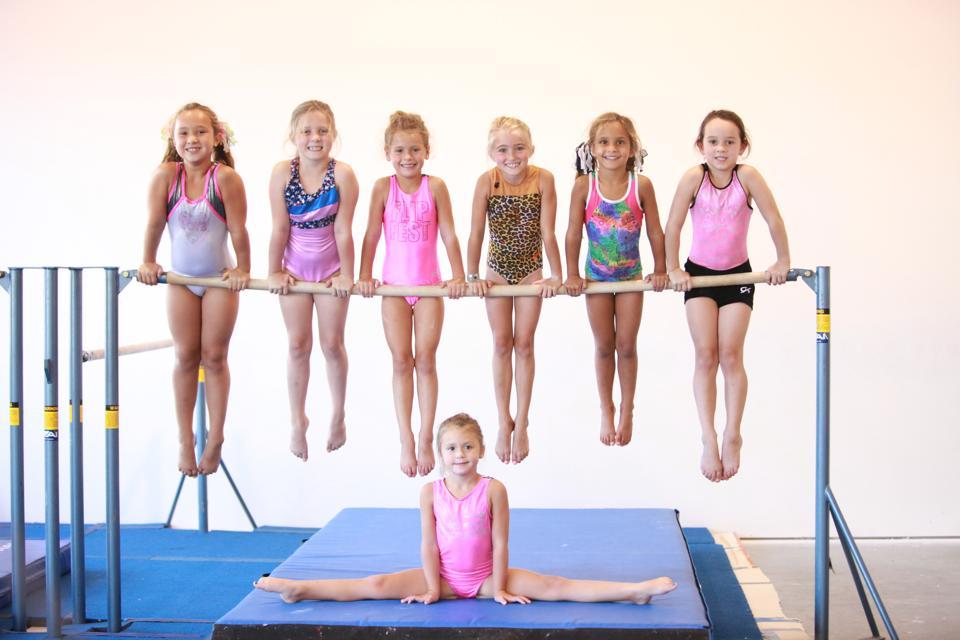 photos of single girls gymnastics № 151003