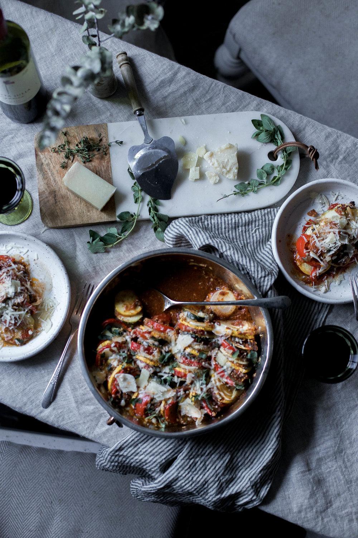 sun dried tomato basil pesto ratatouille {provencal tian} (42 of 1).jpg