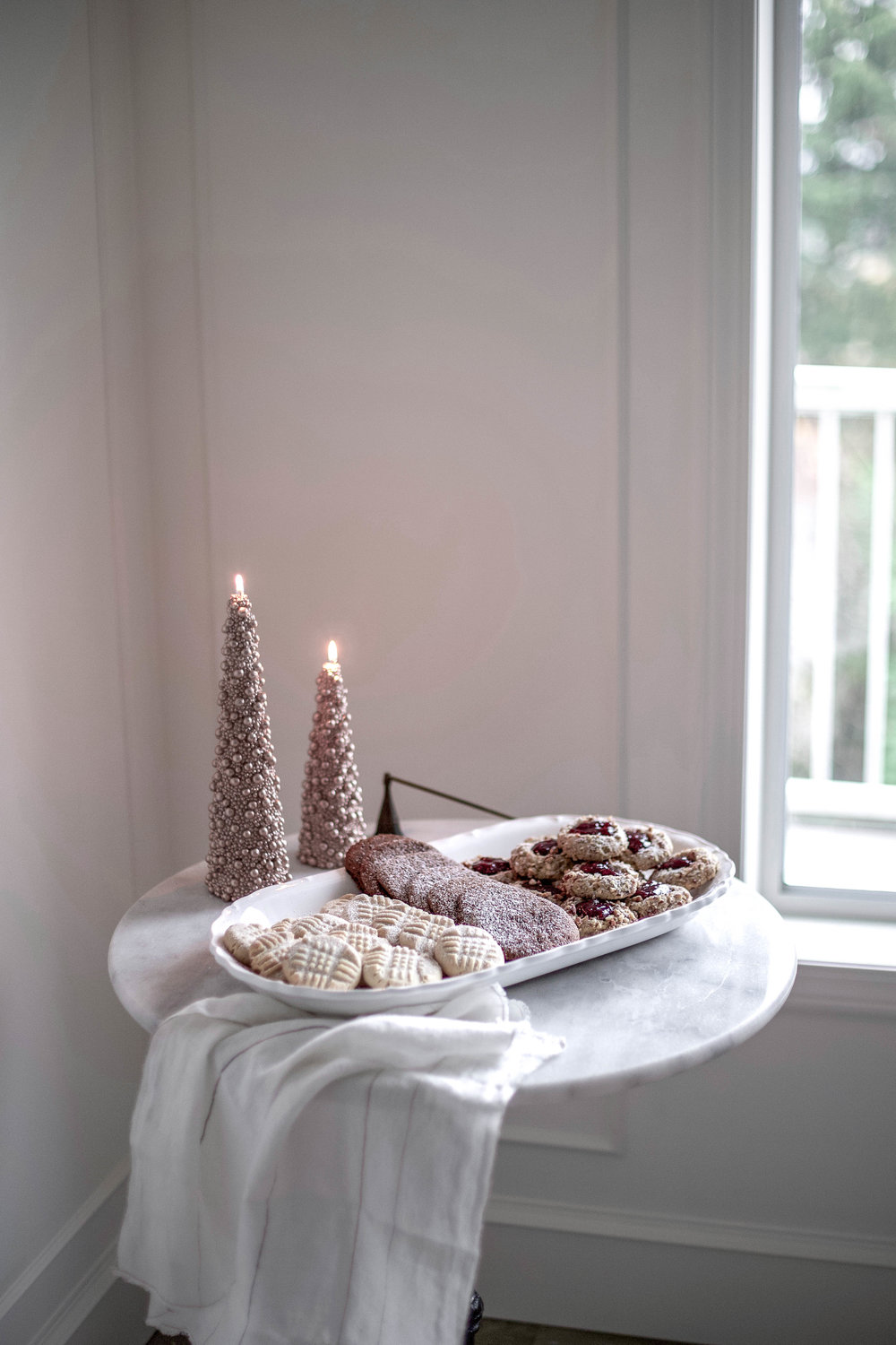 classic christmas cookies; jam thumbprints, chewy gingergbread, buttery shortbread (8 of 1).jpg