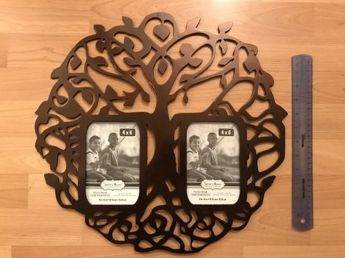 Tree Of Life Picture Frame Blue Collar Products By Design Llc