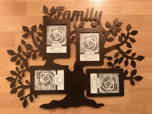Family Tree Of Life Picture Frame Blue Collar Products By Design